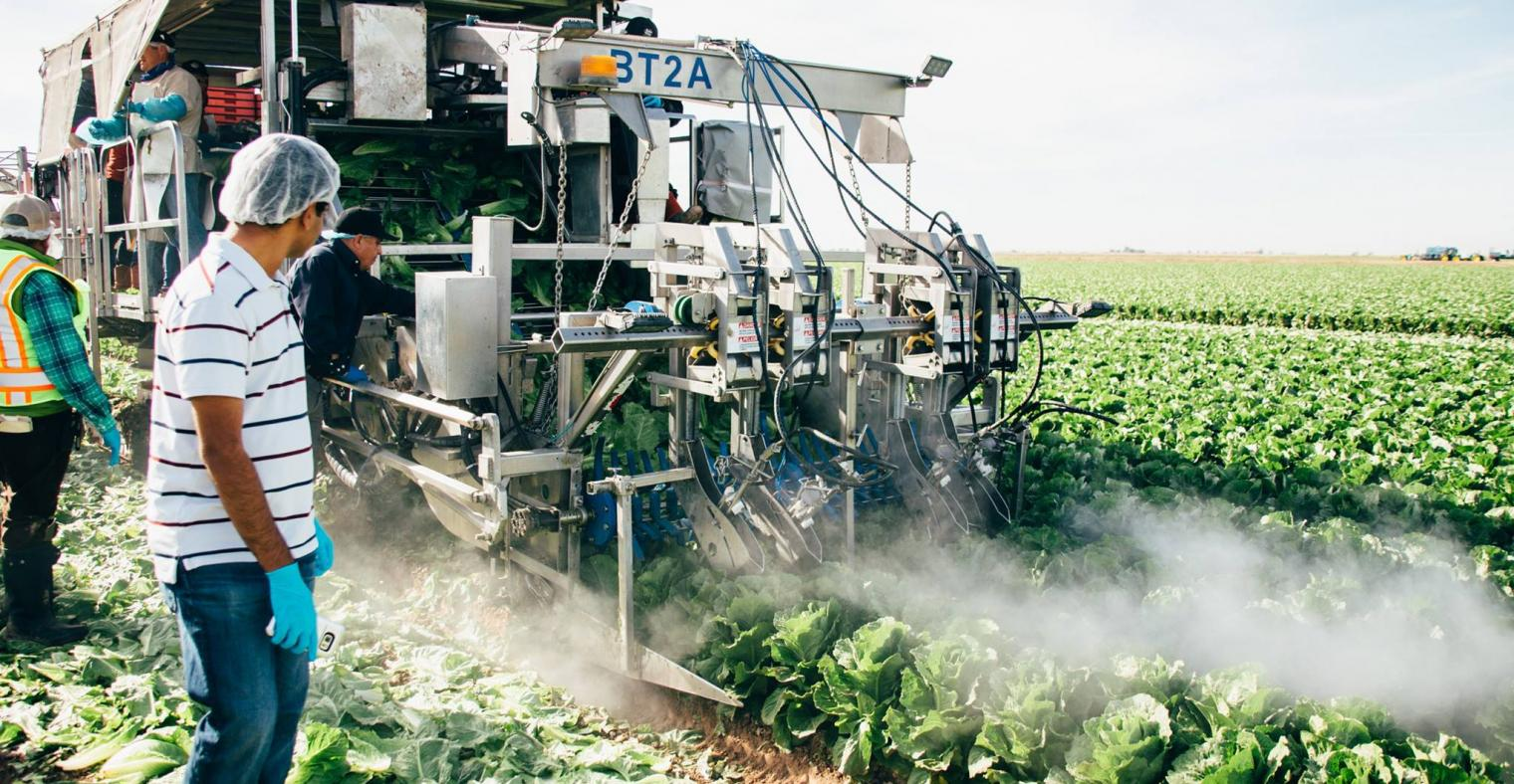 Automation in Ag